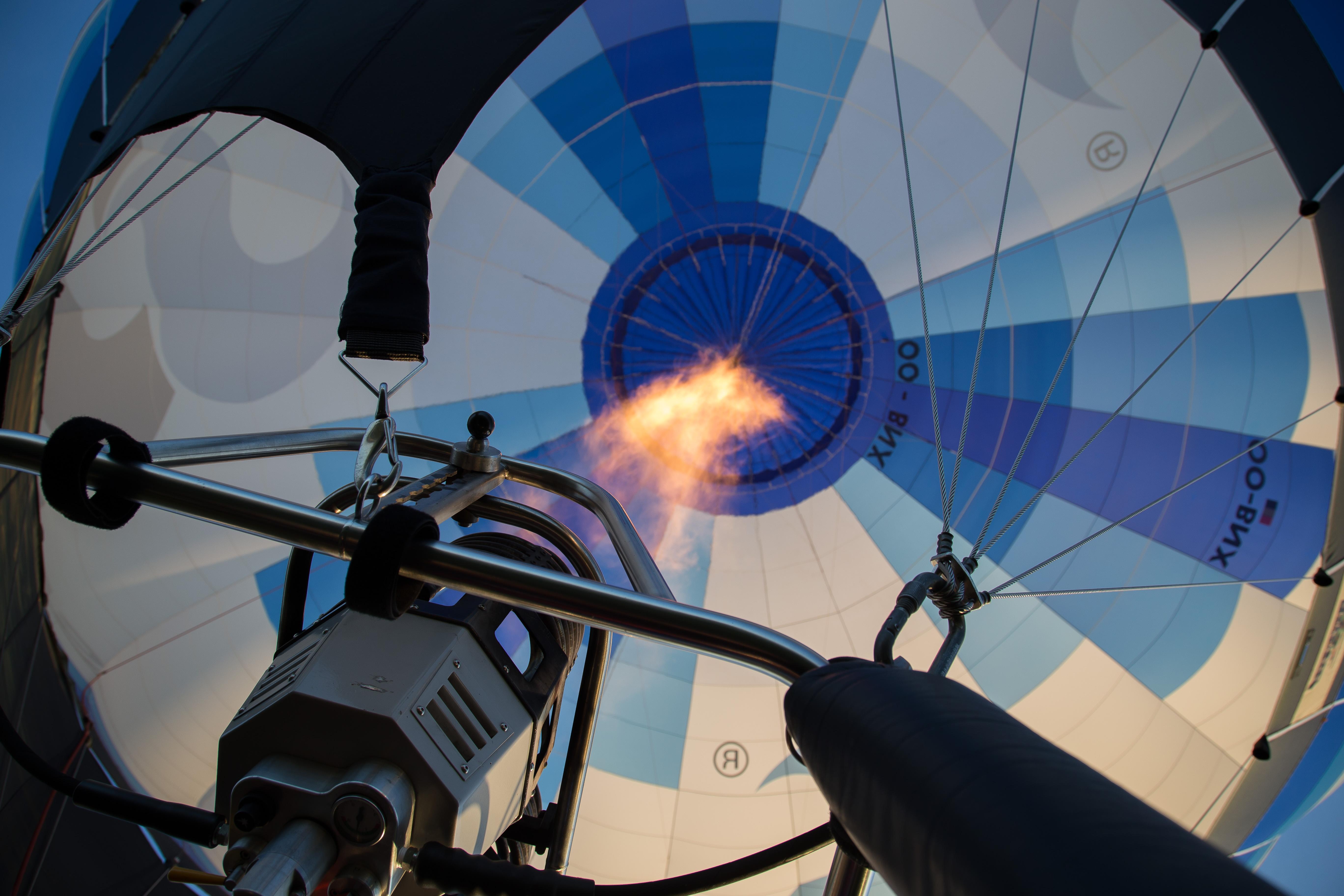 Ballon Brander Dreamballooning