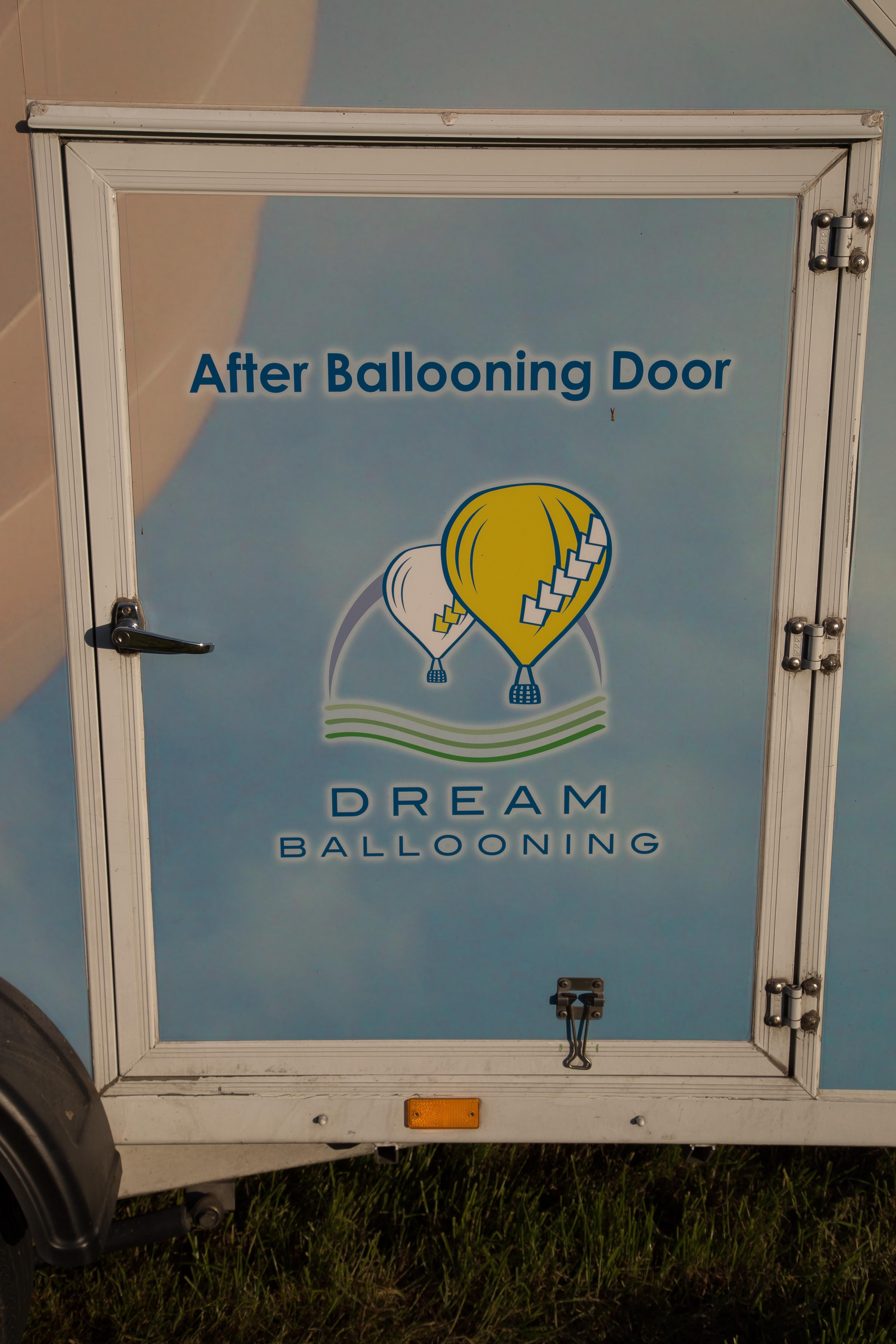 After Ballooning Dream Ballooning