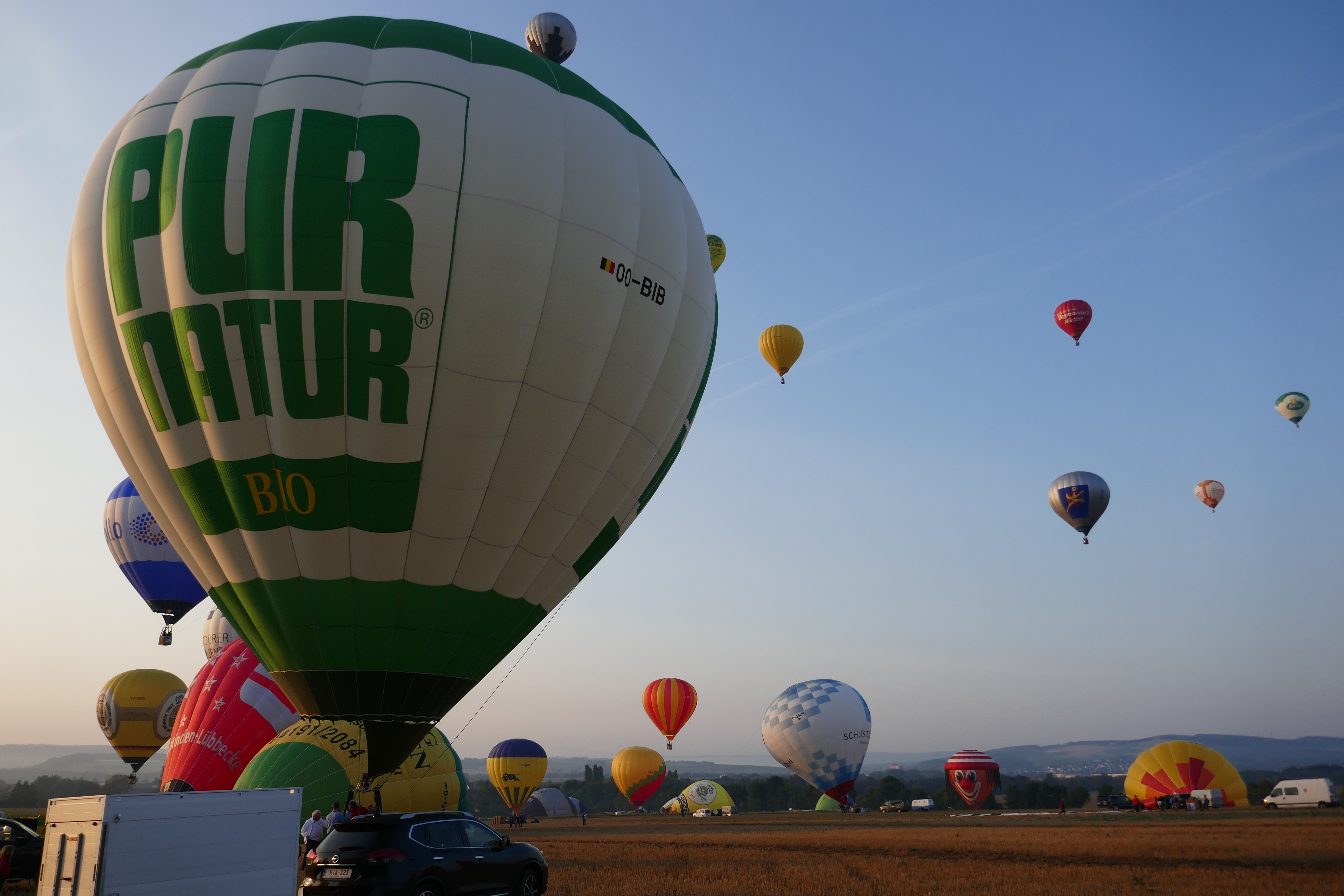Ballonmeeting Dreamballooning
